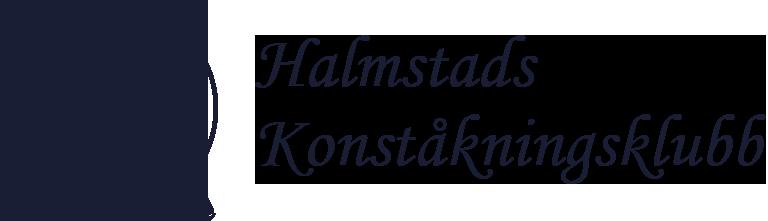 Halmstads Konståkningsklubb Logotyp